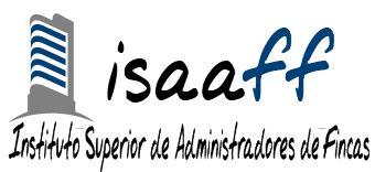 Logo ISAAFF