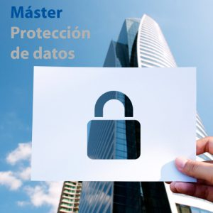 Master Proteccion datos
